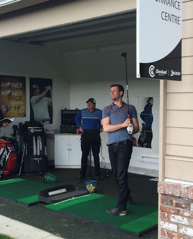Jonas Golf Academy & Golf Lessons